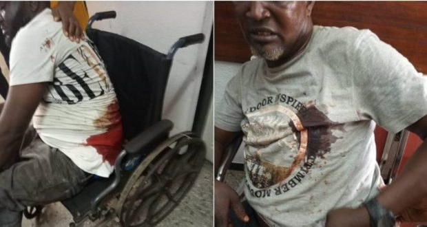 Cop dies, two in hospital as protesters attack Lagos Police Station