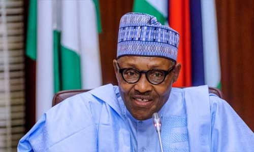 I will not allow  repeat of anti-police brutality protests: Buhari