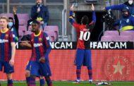 Messi scores stunner, honors Maradona with emotional celebration