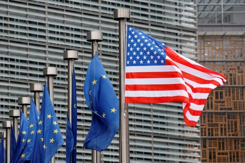 EU proposes new post-Trump alliance with U.S. in face of China threat: Financial Times