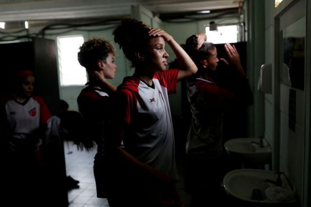 Soccer: 29-0 loss reopens debate on women's football in Brazil
