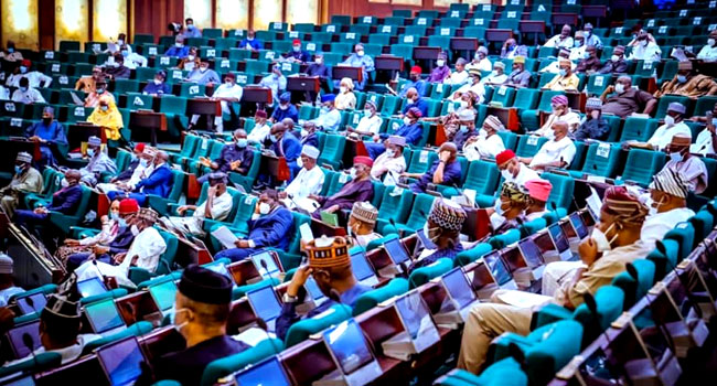 PIB, Electoral Act Amendment Bill scale second reading in House