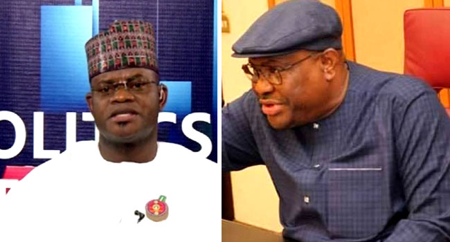 Umahi's defection: Wike, eight more PDP governors to join APC, days Yahaya Bello