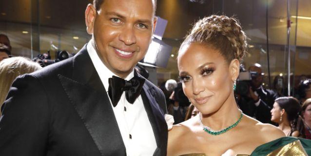 Alex Rodriguez just declared his love for Jennifer Lopez on Instagram