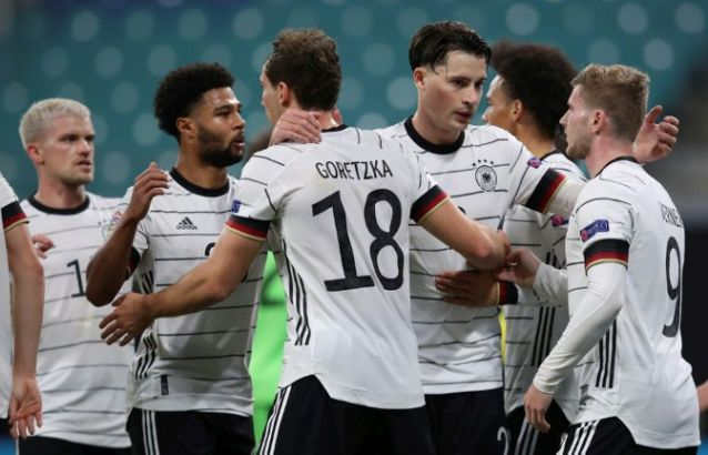 France, Germany shine in Nations League as Ramos endures miserable landmark
