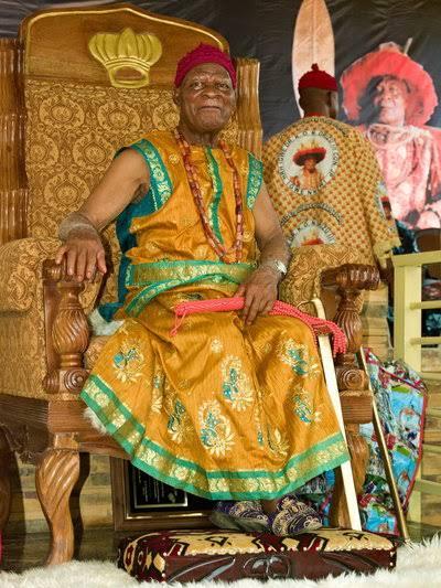 I abolished Osu caste system so their pretty women would marry: Igwe Nnewi