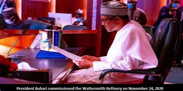 Nigeria: 3 new refineries completed, two under construction