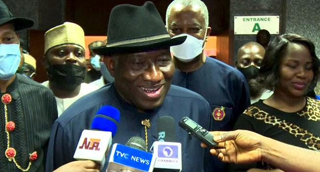 The dilemma of Goodluck Jonathan