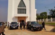 Catholic Bishops, others commend new Enugu Government House Chapel built by Gov. Ugwuanyi