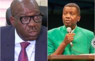 Adeboye assured me I will be re-elected: Gov. Obaseki