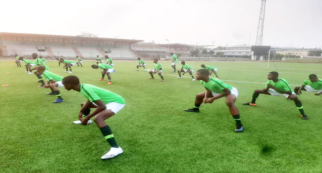 WAFU B: Amoo confirms Eaglets readiness to battle Cote D' Ivoire