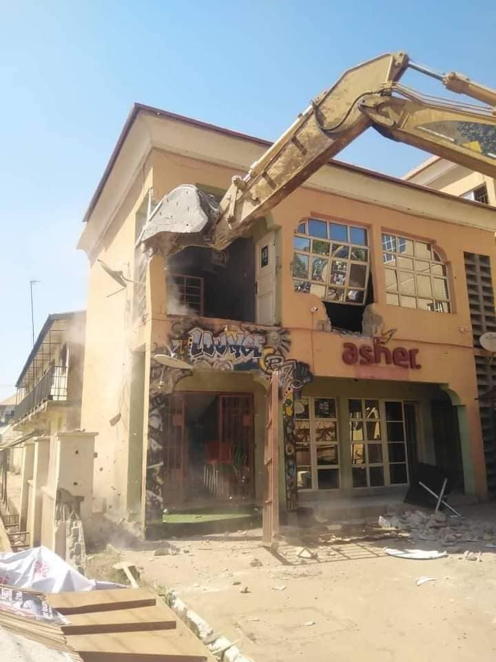 Kaduna sex party: Council for Sharia backs demolition, asks govt to fish out nude clubs