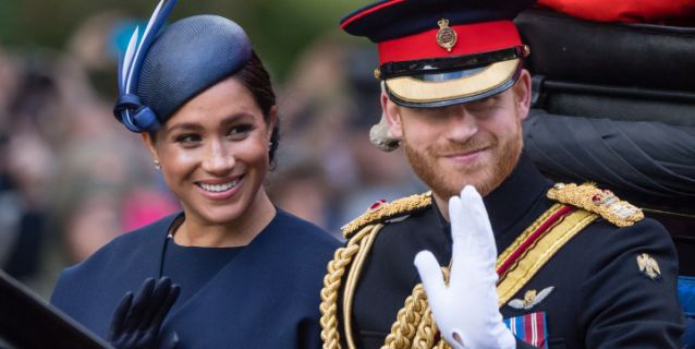 Meghan and Harry are going back to the UK for the Queen's birthday