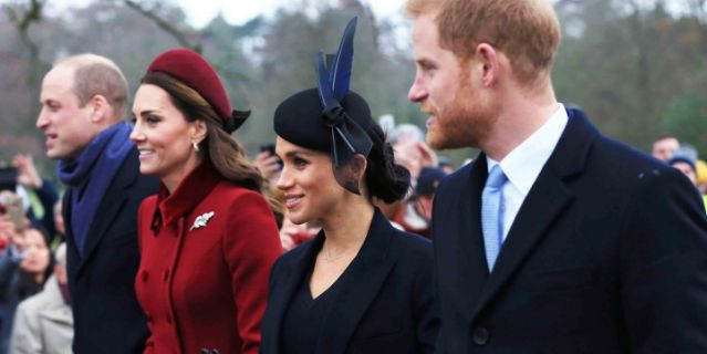 Kate and William Are Planning to Visit Meghan and Harry in the US