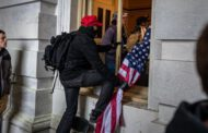 Ex-girlfriend tipped off the FBI about an alleged US Capitol rioter after he called her a 'moron'