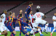 Champions League: Barcelona suffer shock 4-1 defeat to PSG
