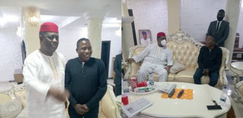Fani-Kayode, during a visit to Igboho, advocates that  Nigerians should be allowed to carry guns
