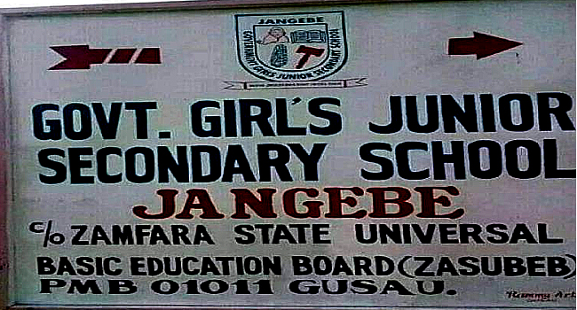 Abduction: Bandits free Jangebe Schoolgirls