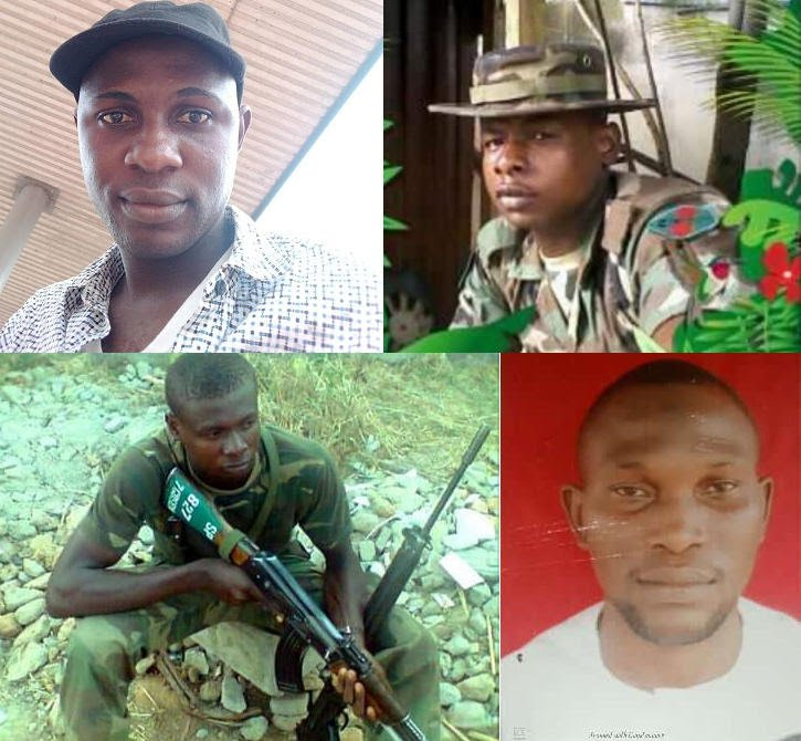 Alleged secret execution of six Christian soldiers: Families of  victims drag Nigerian Army, Buratai to ICC