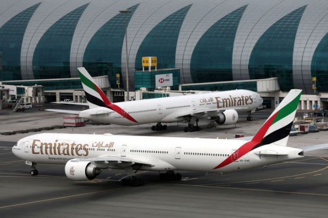 Nigeria suspends Emirates flights over COVID-19 tests