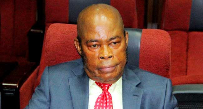 Justice Ngwuta of Supreme Court dies at 69