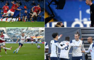 Man Utd frustrated by penalty row in Chelsea stalemate; Bale stars for Spurs