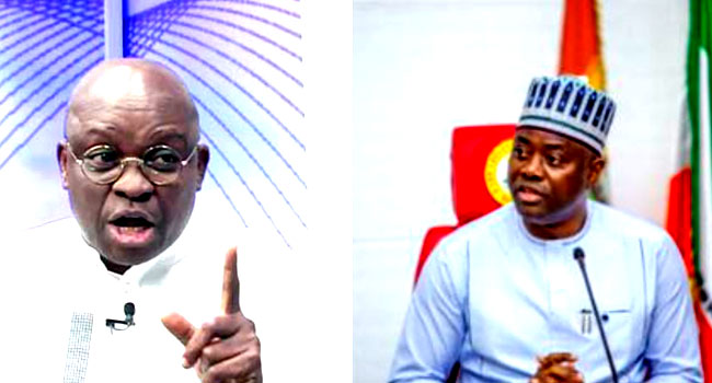 Gov. Makinde looks quiet, but deadly: Fayose
