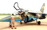 NAF dismisses Boko Haram video, says missing jet not shot down