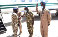 Missing aircraft: Air Force chief visits Borno, calls for calm