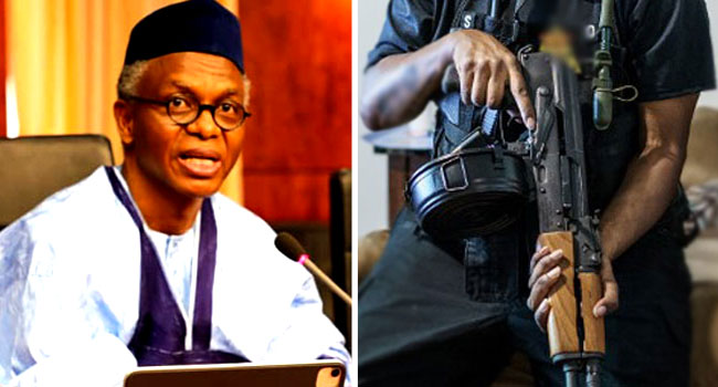 Bandits using proceeds of abduction to fund Boko Haram: El-Rufai