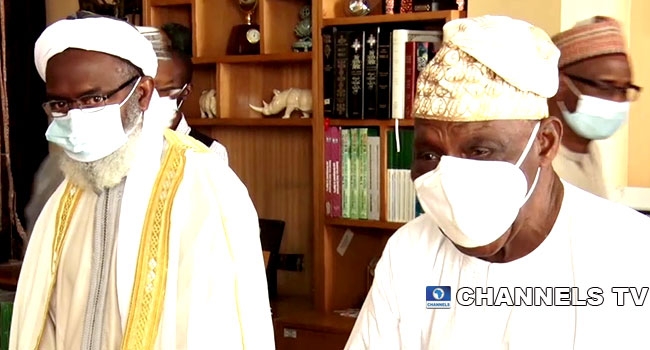 Obasanjo, Gumi meet, propose solutions to banditry, other security challenges