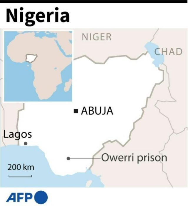 More than 1,800 prisoners escape after Owerri jail attack