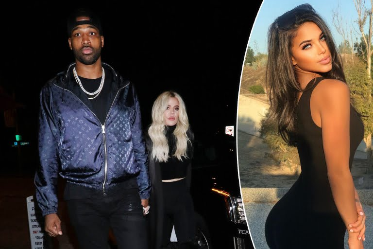 Tristan Thompson allegedly cheated on Khloé Kardashian again & told a woman he's single