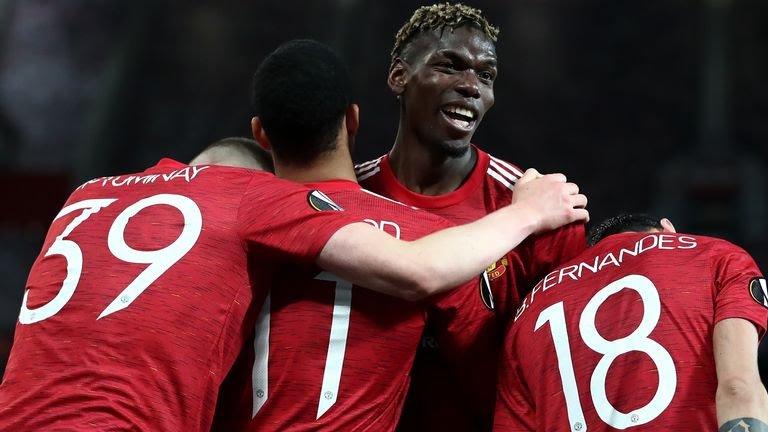 Manchester United 6-2 Roma: Stunning second-half fightback seizes control of Europa League semi-final
