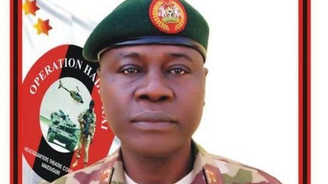 Buhari appoints Maj. Gen. Yahaya as new Chief of Army Staff