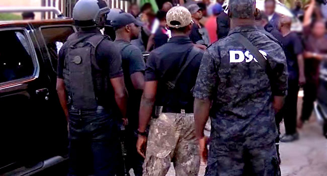 DSS warns against inciting comments