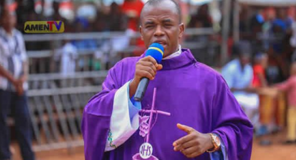 I was detained because of Nnamdi Kanu: Fr. Mbaka