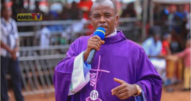 Why Father Mbaka turned against Buhari: Presidency