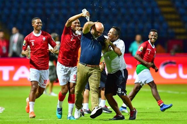 Madagascar suspend French coach who plotted downfall of Nigeria