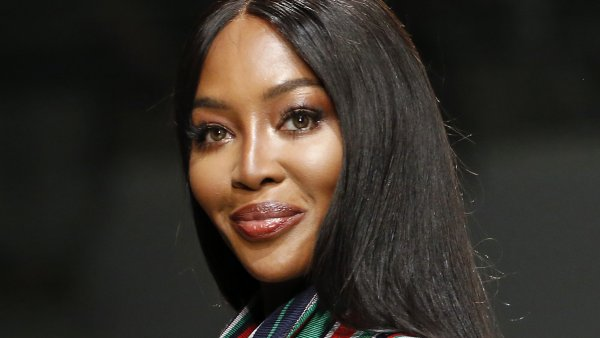 Naomi Campbell Announces a 'beautiful little blessing' as the supermodel starts her journey into motherhood