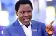 T.B Joshua was killed: Bishop