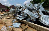 One killed, five injured as Borno Govt demolishes church