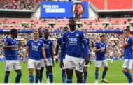 Iheanacho stuns Manchester City as Leicester wins Community Shield