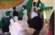 Anglican Church suspends priest seen in video kissing female students