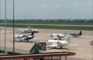 Buhari's son's wedding: private jets flood Kano Airport