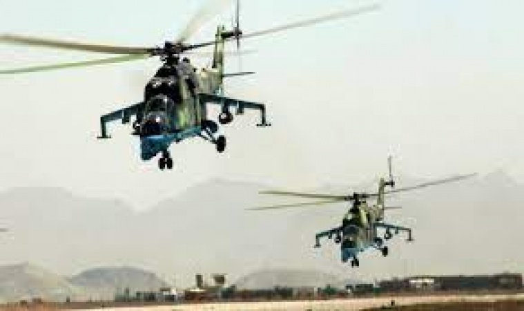 How suspected military helicopter shot innocent travellers: Victim
