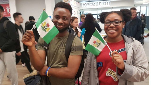 Nigerian students amass degrees to stay in Europe