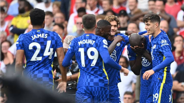 Liverpool vs Chelsea: 10 Blues unbreakable in Anfield draw