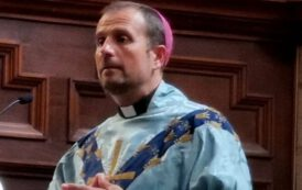 Catholic bishop quits church after falling in love with writer