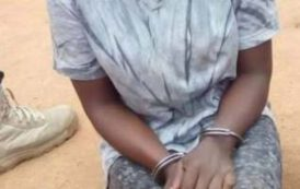 Woman in police net for poisoning 3 stepsons to death